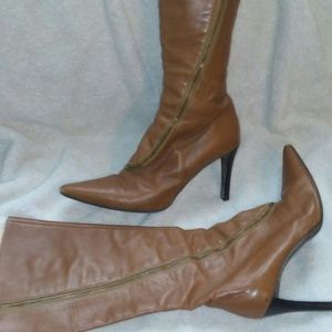 Anne Klein Couture boots